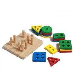 مربع الأشكال الهندسية