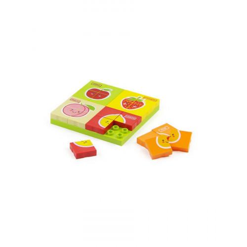 لعبة التركيب - الخضروات