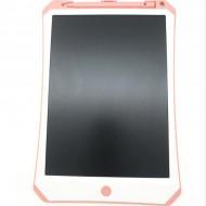 لوح LCD للكتابة والرسم والتعليم ملون 11 انش - زهري