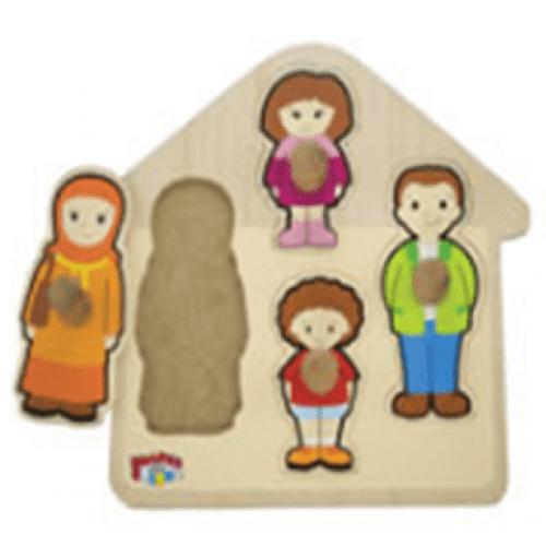 تركيب أشكال العائلة