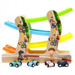 لعبة السيارة المنزلقة-حجم صغير