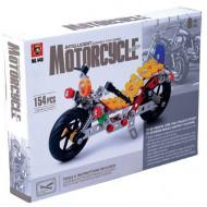 لعبة التركيب - شكل دراجة نارية