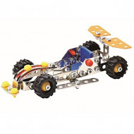 لعبة التركيب - شكل سيارة السباق