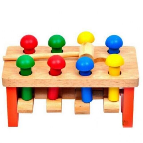 لعبة الطرق الخشبية