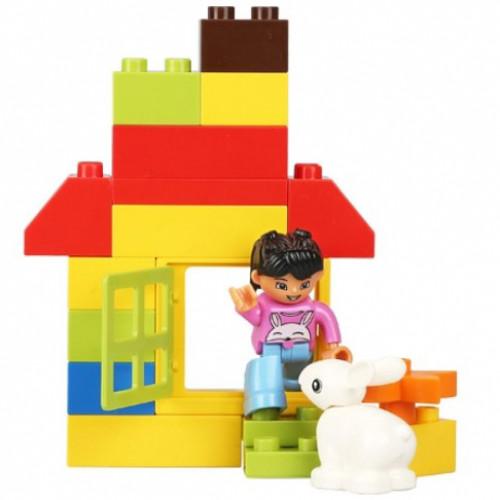 لعبة تركيب ليغو - البناء