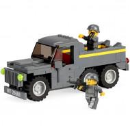 تركيب القطع - شاحنة عسكرية