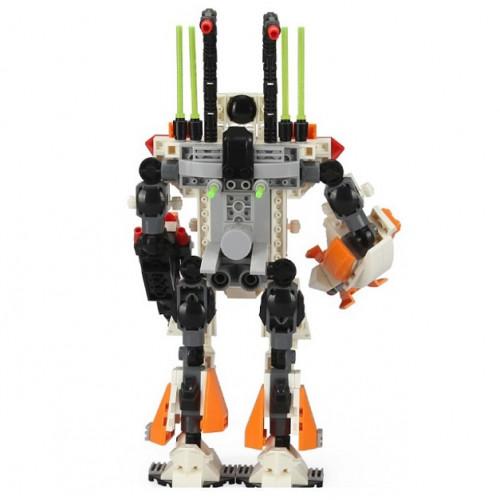 تركيب القطع - الروبوت الآلي