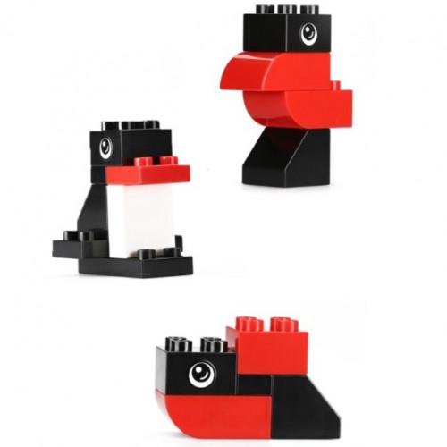 لعبة تركيب ليغو - البطريق