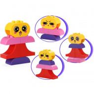 لعبة تركيب ليغو - الرموز التعبيرية بنات