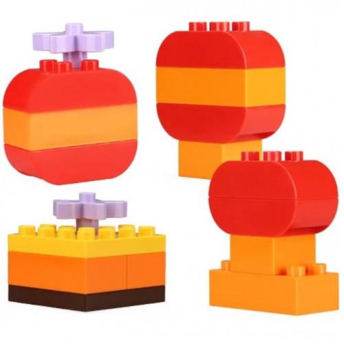 لعبة تركيب ليغو - الكيك