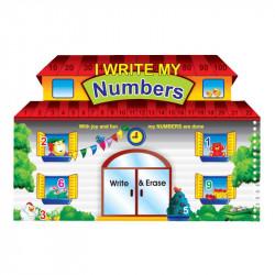 أنا أكتب الأرقام-إنجليزي