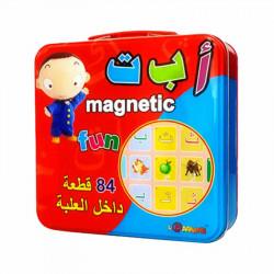 مغناطيس الحروف-عربي