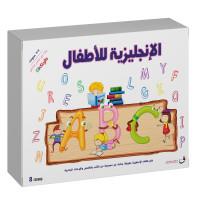 مجموعة الانجليزية للأطفال - غير مرفق القلم الناطق