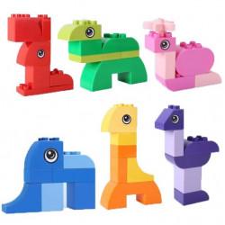 لعبة تركيب ليغو - حديقة الحيوانات
