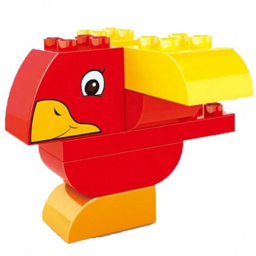 لعبة تركيب ليغو - الطائر