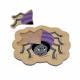 لوح تركيب خشبي - العنكبوت