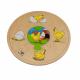 تركيب خشبي - نمو الدجاجة