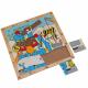 لوح تركيب خشبي - مهنة المهندس