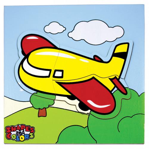 تركيب خشبي - الطائرة