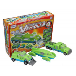 تركيب السيارات المغناطيسية 4