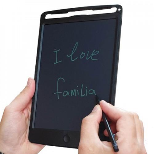 لوح LCD للكتابة والرسم والتعليم - أسود
