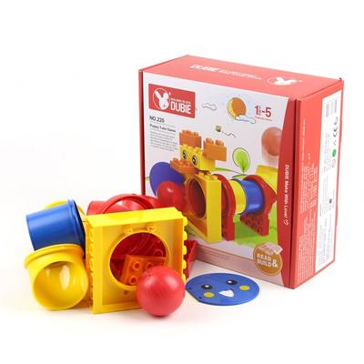 لعبة تركيب اللوغو - نفق الفيل