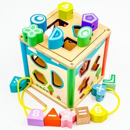لعبة التطابق - رباعي الشكل