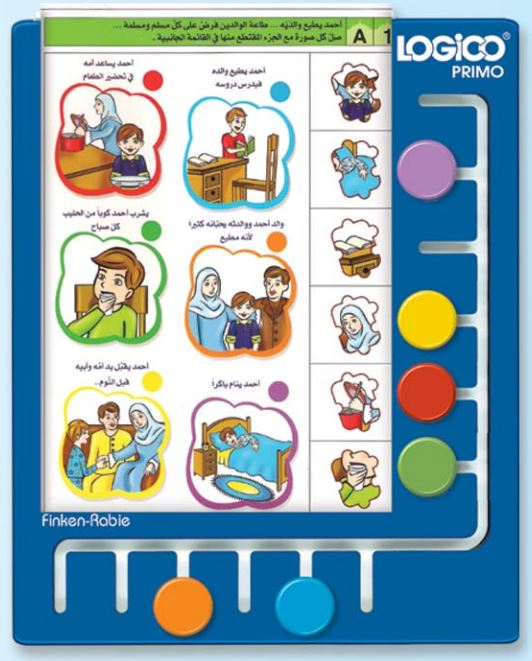 لعبة لوجيكو - المفاهيم العامة