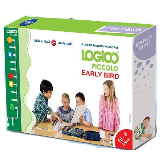 لعبة لوجيكو - الطائر المبكر