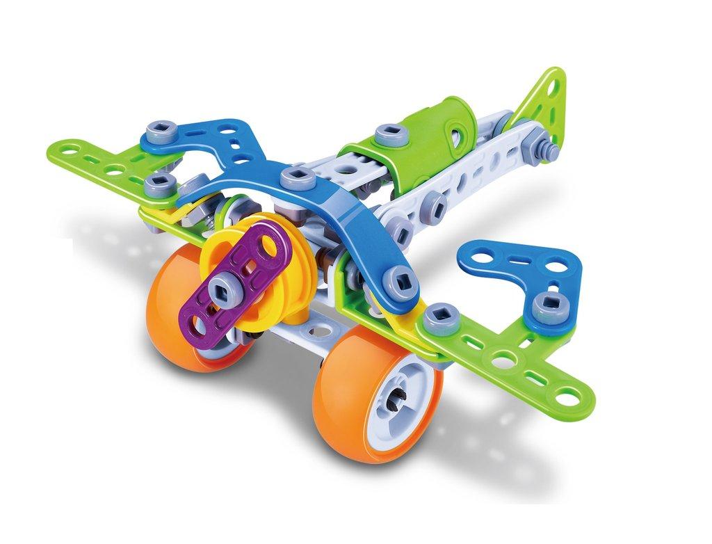 لعبة تركيب أشكال الطائرات 5في1
