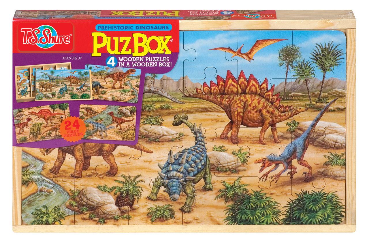 لعبة تركيب الصور - الديناصورات